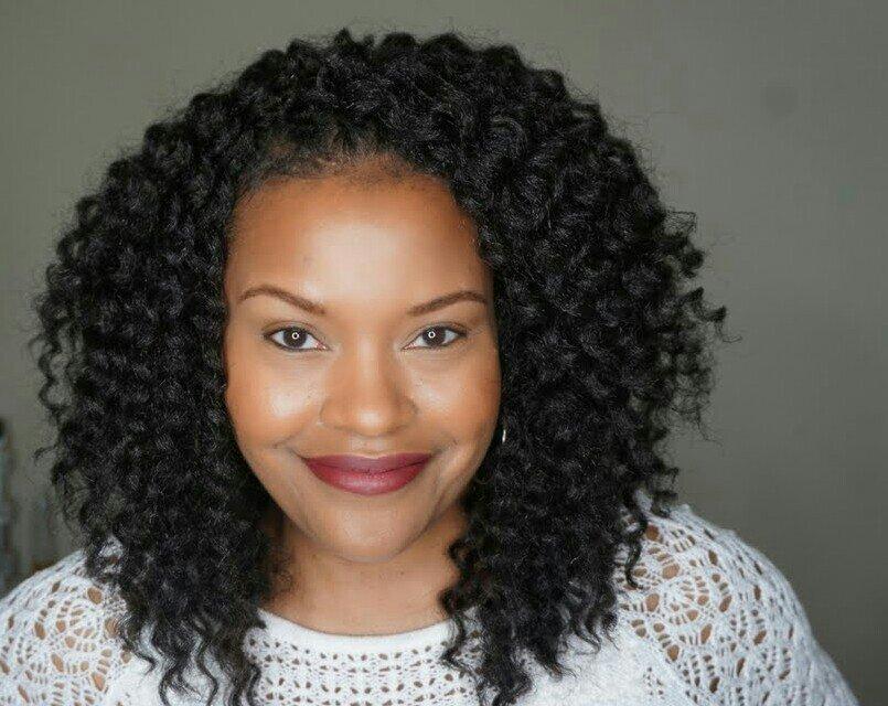 How To Cut Style Hair Using Havana Mambo Twist Crochet Braid