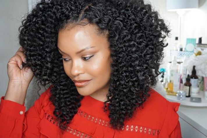 How To Maintain Crochet Braids Moisturize Manage Frizz Alopecia